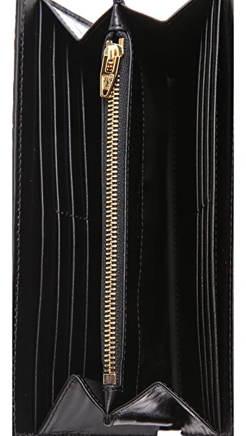 Alexander Wang Trigone Large Compact Wallet