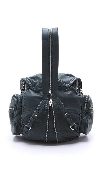 Alexander Wang Marti Washed Backpack