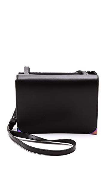 Alexander Wang Prisma Skeletal Double Envelope
