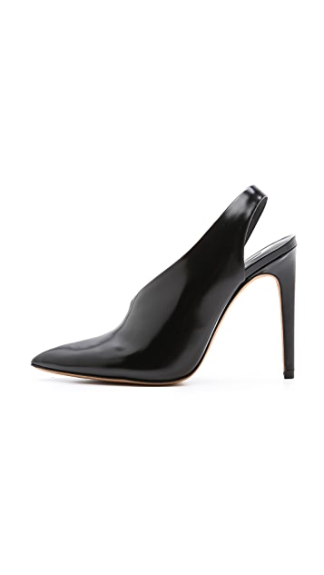Alexander Wang Edie Asymmetrical Pumps