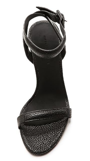 Alexander Wang Antonia Ankle Strap Sandals