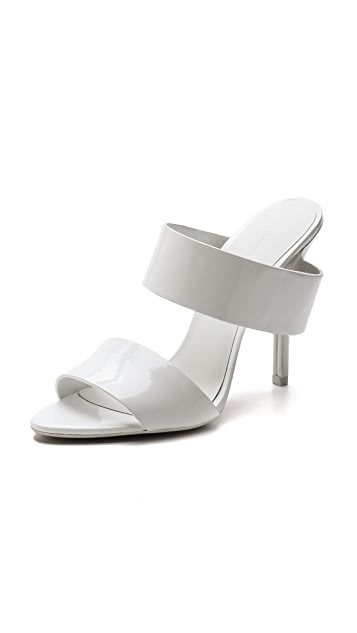 Alexander Wang Masha Two Band Sandals