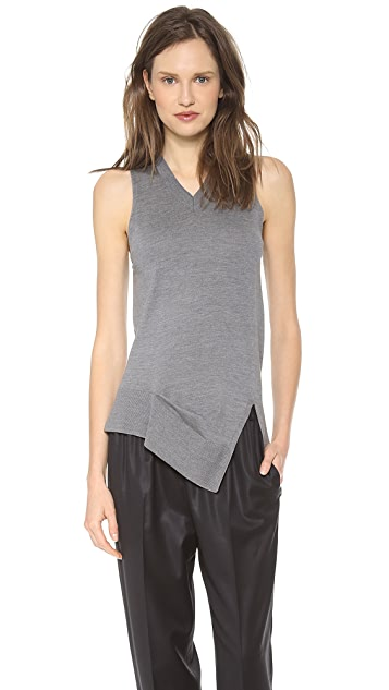 Alexander Wang Tuck Tank Top