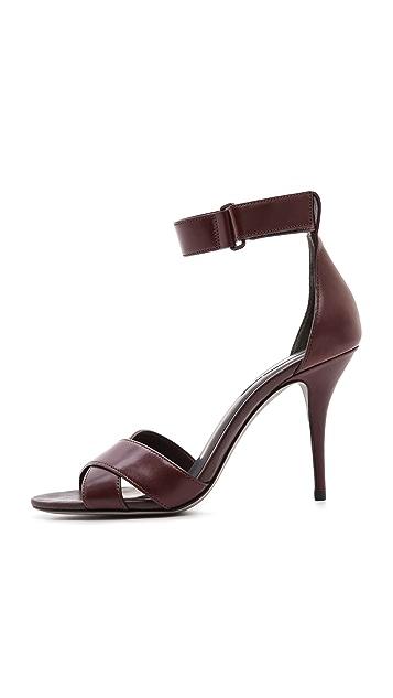 Alexander Wang Drielle Ankle Strap Sandals