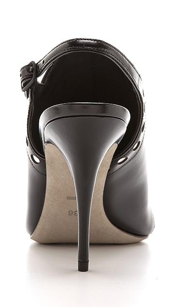 Alexander Wang Natalya Slingback Sandals