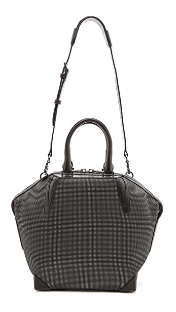 Alexander Wang Emile Neoprene Tote with Black Hardware