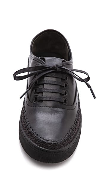 Alexander Wang Jess Low Sneakers