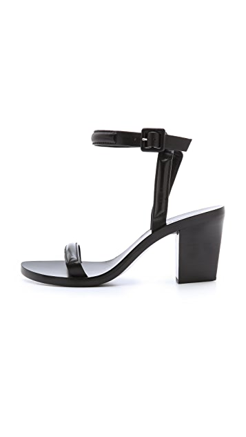 Alexander Wang Ilva Ankle Strap Sandals