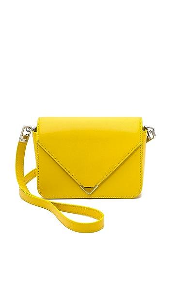 Alexander Wang Prisma Envelope Small Sling Bag