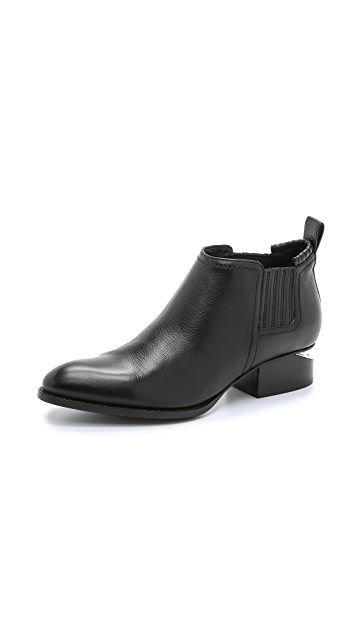 Alexander Wang Kori Oxford Booties