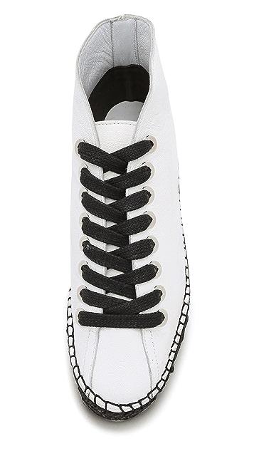 Alexander Wang Emmanuel Espadrille Sneakers