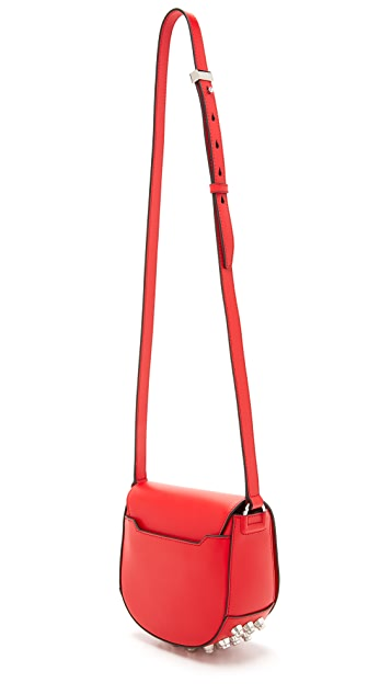 Alexander Wang Mini Lia Saddle Bag