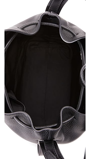 Alexander Wang Prisma Drawstring Hobo Bag