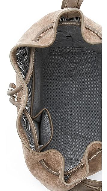 Alexander Wang Prisma Drawstring Hobo Bag