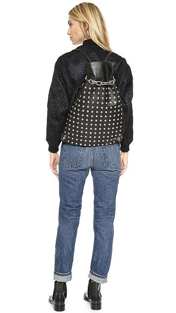 Alexander Wang Attica Studded Backpack