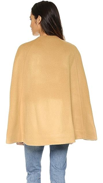 AYR The Camel Cloak Coat