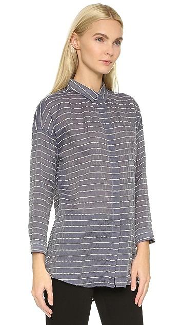 AYR The Slub Stripe Shirt
