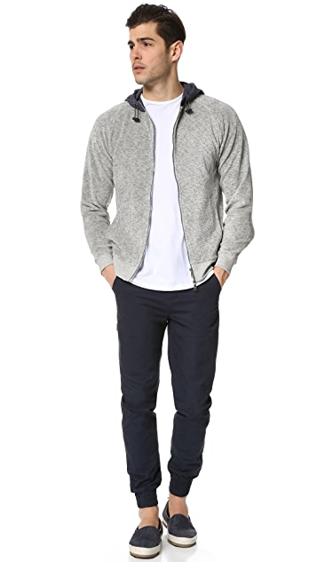 Baartmans and Siegel Delrio Terry Zip Sweatshirt