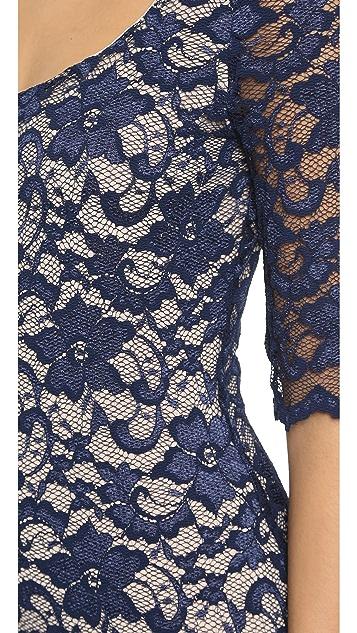 Badgley Mischka Collection Belle Alexandra Dress