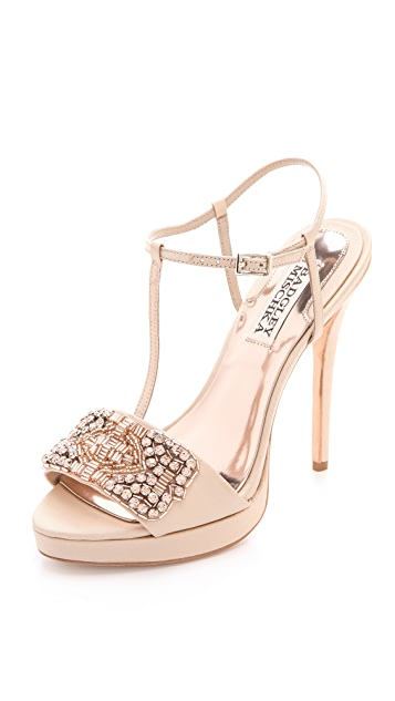 Badgley Mischka Amara High Heel Sandals