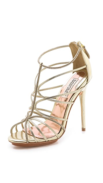 Badgley Mischka Nisha II Specchio Pumps