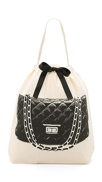 Bag-all Handbag Organizing Bag