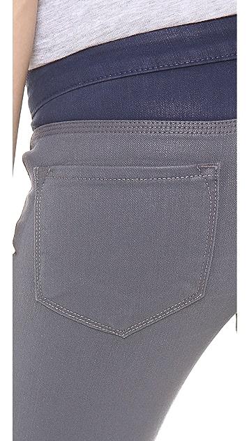 Baldwin Denim The Ten Coated Panel Jeans