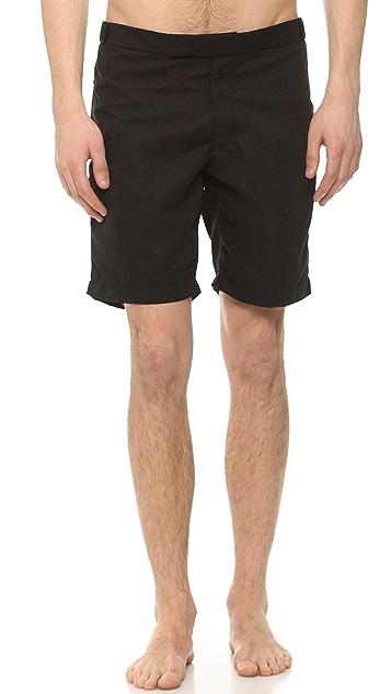 Baldwin Denim The B Board Shorts