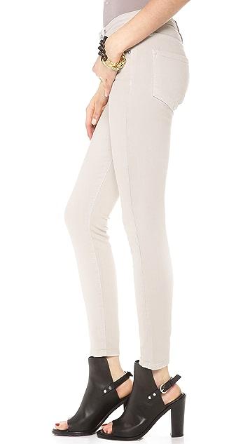 BLDWN The Rivington Skinny Crop Jeans