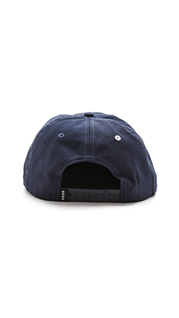 Baldwin Denim Rep Your Hood KC Snapback Cap