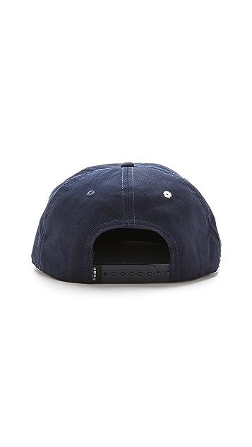 Baldwin Denim Rep Your Hood LA Snapback Cap
