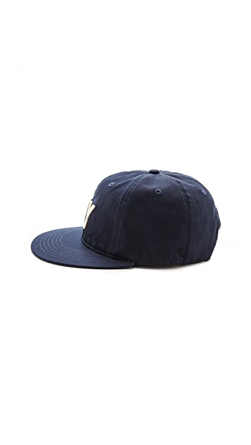 Baldwin Denim Rep Your Hood NY Snapback Cap