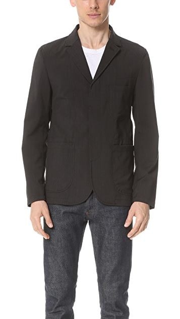 BLDWN James Utility Blazer