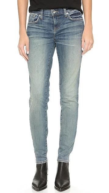 Baldwin Denim The Ten Skinny Jeans