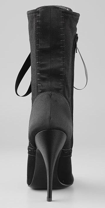 22646ba0971 ... Balmain Giuseppe Zanotti for Balmain Lace Up Boots