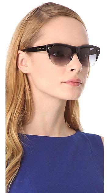 Balmain Faye Sunglasses