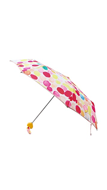 ban.do Rain or Shine Dottie Umbrella