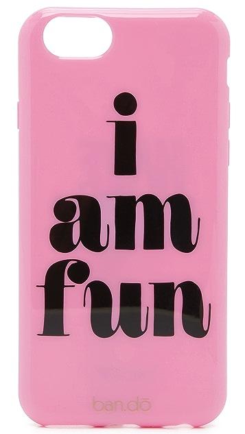 ban.do I Am Fun iPhone 6 / 6s Case