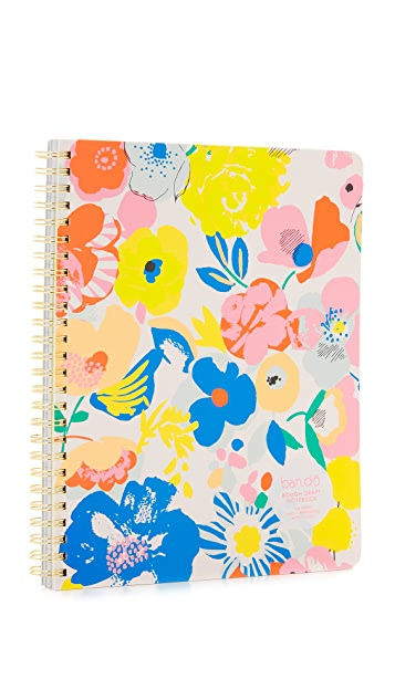 ban.do Rough Draft Mini Notebook