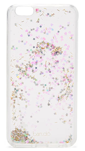 ban.do Glitter Bomb iPhone 6 Plus / 6s Plus Case
