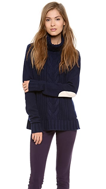 Banjo & Matilda Speakeasy Cable Knit Sweater