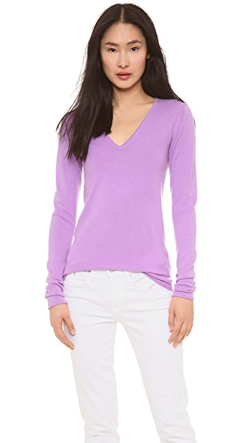 Banjo & Matilda Ultimate Vee Cashmere Sweater