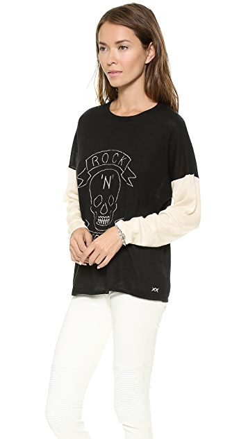 Banjo & Matilda Rock n Roll Cashmere Sweater