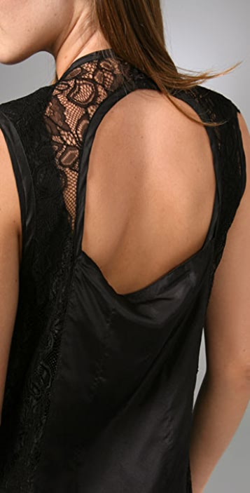 BARLOW Lace Cargo Dress