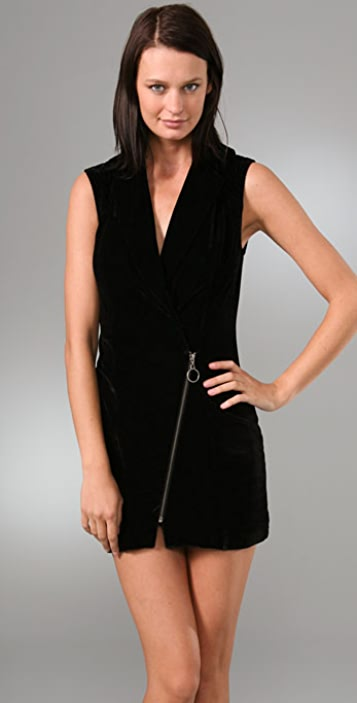 BARLOW Power Vest Dress