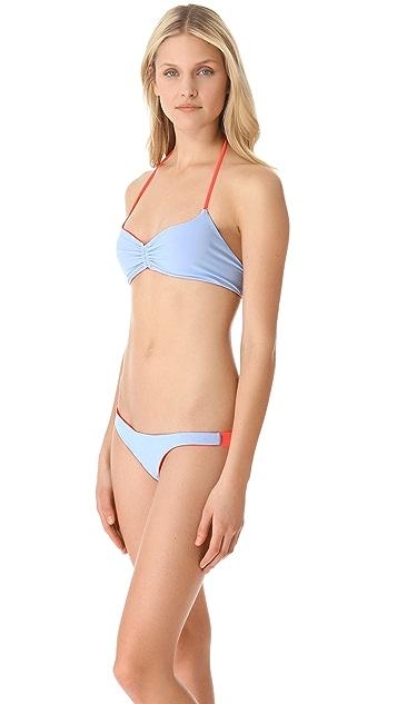 Basta Surf Padang Reversible Bikini Top