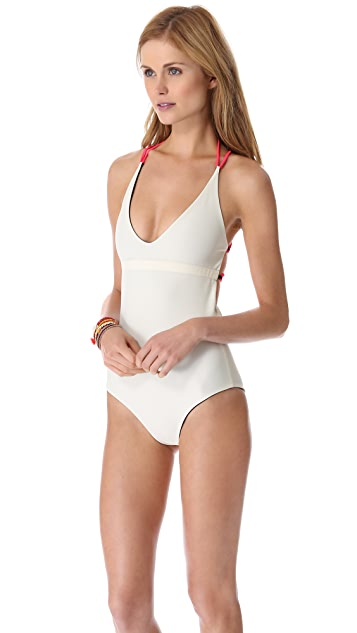 Basta Surf Tartane Reversible One Piece
