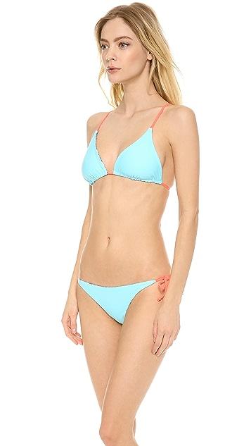 Basta Surf Raglan Reversible Bikini Top