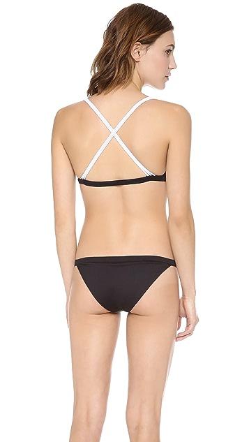 Basta Surf Spot X Reversible Bikini Top