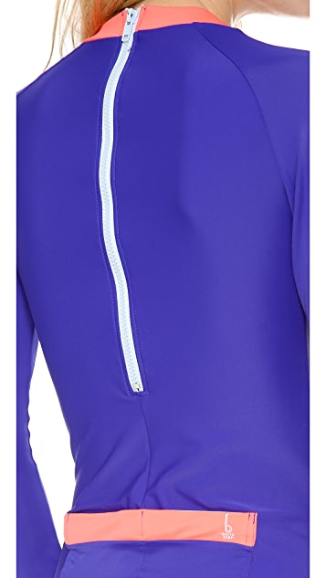 Basta Surf Bells Rash Guard Top